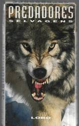 OLX271 fita vhs predadores selvagens lobo