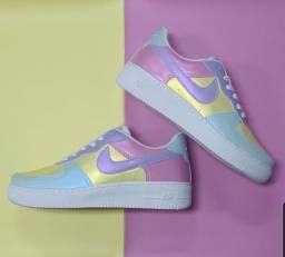 Título do anúncio: Tênis Nike Air Force Premium