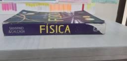 Livro : Física Volume Único - Sampaio e Calçada