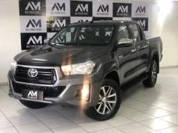 Título do anúncio: Toyota Hilux 2.8 SRV 4x4 Automática CD 2019 com 65.577 km rodados Extra R$ 225.900