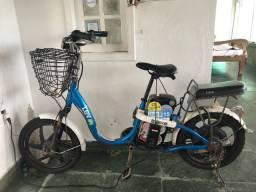 Bicicleta elétrica lev e-bick