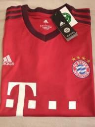 Camisa Bayer de Munich