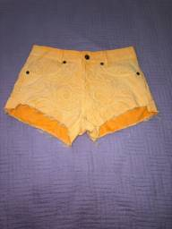 Short laranja - Farm - Tam: 38/40