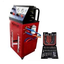 Máquina de troca de óleo planatec
