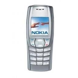Celular Nokia 6585n Tdma Antigo Sem Chip De Coleção Ou Retirar Peças - Não Funciona!