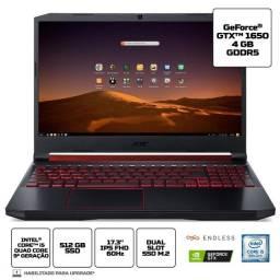 Acer Nitro 5 i5 GTX 1650 512GB SSD - Lacrado
