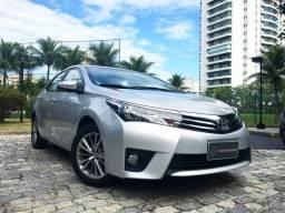 Toyota Corolla 2.0 Altis Blindado com 5 mil Km Nao existe igual no mercado