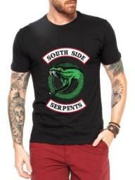 Camisa riverdale serpentes camiseta riverdale serpentes
