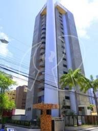 Excelente localização, próximo a Beira Mar de Fortaleza, apartamento de 02 suítes, varanda