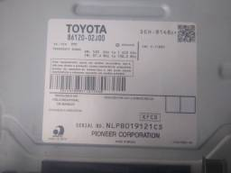 Central Multimídia Corolla 2015/2017 Pioneer