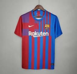 Camisa de time Tailandesa- BARCELONA