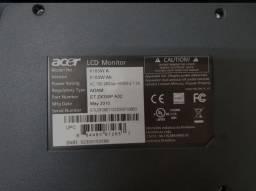 Monitor Acer X163w A 15 Polegadas