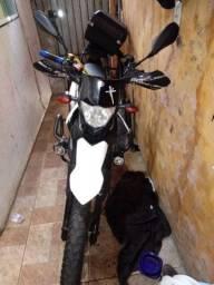 Xtz 125 2005, aceito troca em moto mas potente