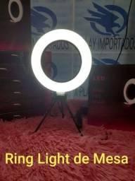 Título do anúncio: Ring Light 16cm