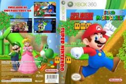 Vendo Xbox 360 slin rgh!!! Mais 3000 mil jogos