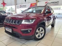 COMPASS 2018/2018 2.0 16V FLEX SPORT AUTOMÁTICO
