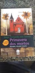 Livro primavera dos mortos