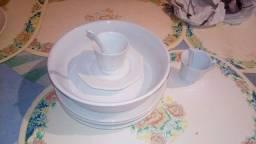 Antigo conjunto de porcelana schimit