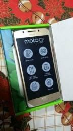 Moto G5 Gold / Dourado 32mb Dual Chip