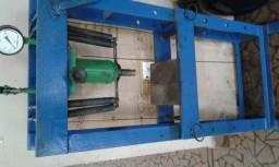 Prensa hidráulica usada 15 toneladas