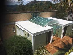 Casa Temporada em Itaipava em Condomínio fechado com Hotel Fazenda dentro do Condomínio