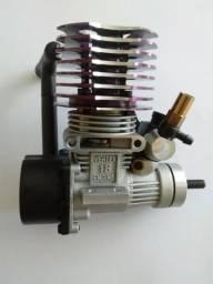 Motor Automodelo Vx18 Vertex Hsp Redcat Exceed Himoto Amax