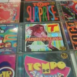 CDs ORIGINAL ANTIGOS apenas RS 10.00 cada