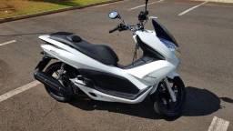 Honda PCX 150 Único Dono 15km Branco Pérola - Novíssima Pneus Novos Troco Maior Valor - 2015