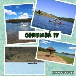 Lago Corumbá IV, Escritura individual
