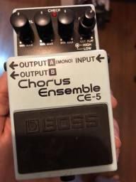 Ce5 boss. Chorus