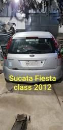 Usado, Peças Ford Fiesta Class 2012 comprar usado  Rio de Janeiro