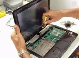 Conserto de Notebook, Formatação do Windows e Vendas de Peças - R$ 150,00