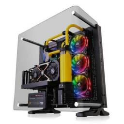 Usado, Gabinete Thermaltake Core P3 Gamer comprar usado  Fernandópolis