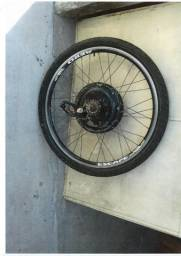 Kit Motor Elétrico para Bicicleta comprar usado  Camaçari