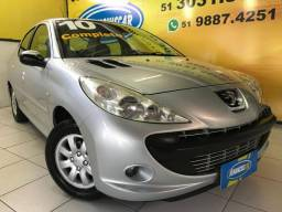 PEUGEOT 207 2010/2010 1.4 XR PASSION 8V FLEX 4P MANUAL - 2010