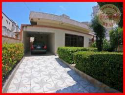Casa com 2 dormitórios à venda, 162 m² por R$ 419.000 - Aviação - Praia Grande/SP