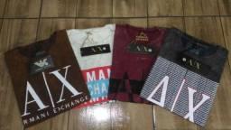 Camiseta Armani Nova (Tamanho M, G e GG)