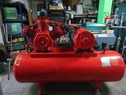 Compressor de ar 40 pés com motor 10 HP
