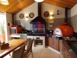 Sobrado Condomínio Fechado Villa Vila Branca Jacareí - Lindo, 4 Quartos(2Suítes) (Ref.281)