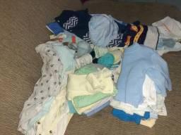 Roupa de bebê de 0 a treis mês mais saída maternidade de menino