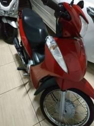 Biz 125 ES Completa - 2011