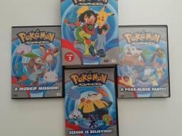 DVD Pokemon Advanced blo 02 pack