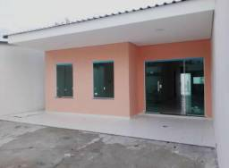 Casa 03 quartos-Recentemente construída- Px da Academia Live (Pq. 10)