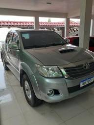Hilux SRV Automática, Diesel ano 2015/2015 - 2015