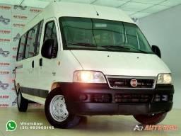 Fiat Ducato Minibus MultiJet Teto Alto 15 Lugares! Impecável! Completa! 2.3 16V 127CV - 2016