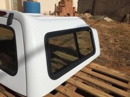 Capota fibra saveiro G5 e g6 cabine estendida - 2014
