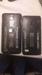 Vendo 2 celulares da Asus para peças
