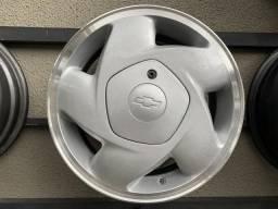 4 Rodas Esportivas Aro 14 - Furação 4x100 - GM VW Renault Fiat Nissan