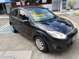 FORD FIESTA HATCH 1.6 FLEX ANO 2013 COMPLETO