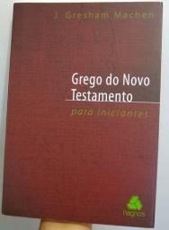 TEOLOGIA Grego do Novo Testamento